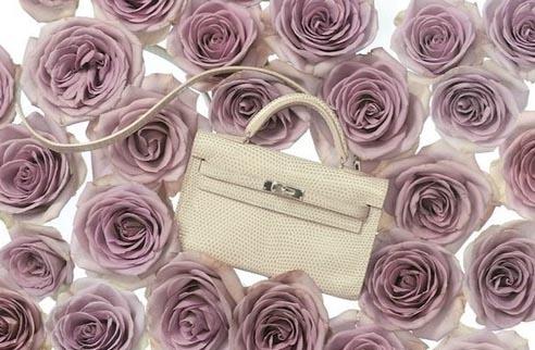 Марка Hermes выпустила коллекцию сумок весна-лето/2012.