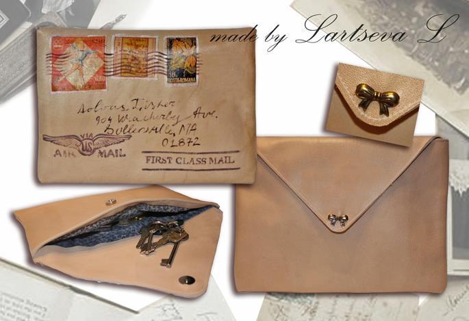 Сумки конверты своими руками 86