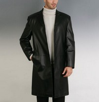 Мужские кожаные зимние куртки на меху цена и фото.