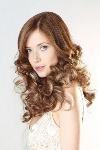 Длинные волосы с короткой челкой Красивые волосы Студия.