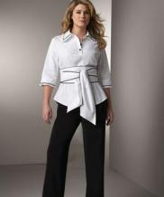 moda na dlinie tricotajnie platia